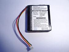 Una batería de reemplazo para Tom Tom One V2 V3 V5 Xl Xxl Heavy Duty 1450mah