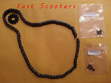 Cruzin Cooler Scooter Performance Chain and Sprocket Kit