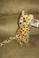 "1976 Dakin Fun Farm Safari Chi the Cheetah 13"" Plush Stuffed Plush w/ Tag"