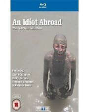 An Idiot Abroad Complete Series 1-3 Blu ray Boxset Trilogy 1 2 3 New Sealed UK