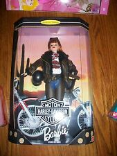 Harley Davidson Barbie 1999 Collectors Edition #3