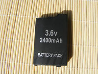 New Li-ion Battery Pack for PSP 2000 SLIM & LITE & 3000 Replacement 2400 mAh