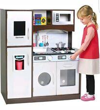 Kitchen Playset Kenmore Modern Lifestyle children microwave sink washer dryer
