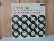 LP ROY ORBISON more or Roy Orbison Greatest Hits - UK ORIGINAL 1968 STEREO LP