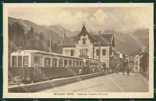 Vicenza Recoaro Stazione Treno cartolina QK7831