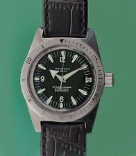 Vintage 1960's WAKMANN 999 feet  NAUTOSKAPH  Divers men's Automatic Watch