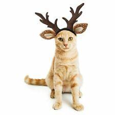 New Christmas Rentier Kostüm für Katzen und Hunde