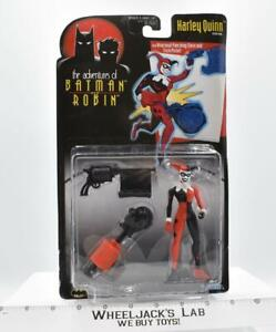 Harley Quinn MOSC NEW The Adventures of Batman and Robin Kenner 1997 Figure