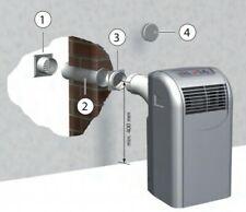 Remko Wanddurchführung für Abluftschlauch Klimagerät Klimaanlage MKT 251 MKT 291