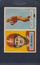 1957 Topps #024 Al Dorow Redskins EX/MT *1095