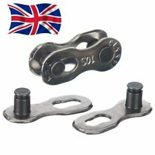 2 PAIRS -KMC 10 Speed Missing Link Chain Link Join Link Shimano Sram Compagnolo