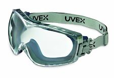 Uvex S3970DF Stealth OTG Safety Goggles, Navy Body, Clear Dura-streme Hardcoat/A