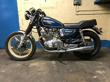 1981 Suzuki GS 450 T  A very tidy and straight Classic Motorcycle USA Import