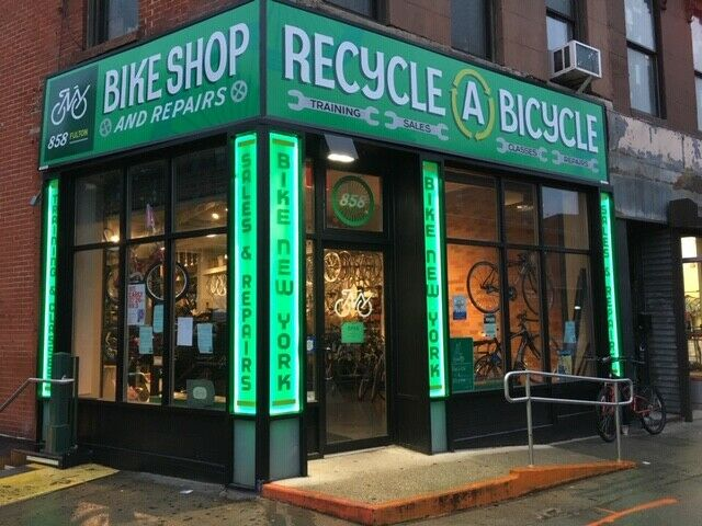 Recycle-A-Bicycle