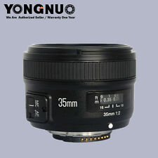 Yongnuo YN35mm F2 lens Wide-angle Large Aperture Fixed Auto Focus for Nikon New