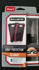 Iphone 5 ballistic case sg Maxx drop protection