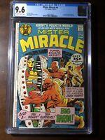 Mister Miracle #4 (1971) - 1st Big Barda! - CGC 9.6! - Key!!