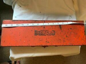 Vintage Bedford Socket set, Sheffield tools - complete set
