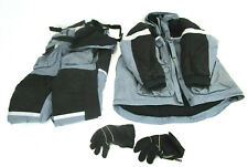 Clam X-treme Ice Fishing Jacket (L) & Bibs (L)