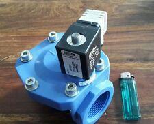 """Festo 11/2"""" 10bar Membranventil Wegeventil Magnetventil Diaphragm Valve 50112-3"""