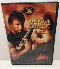 Delta Force 2 (DVD, 2000) Chuck Norris