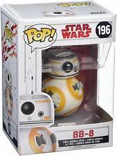 Funko Pop Star Wars: The Last Jedi - BB-8 Vinyl Bobble-Head w/protector NM