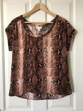 Witchery Animal Print Casual Tops & Blouses for Women