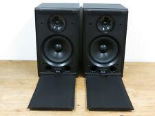 Set BNS EX-35 loudspeakers / van den Hul