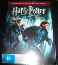 Harry Potter And The Deathly Hallows Part 1 ( R4 ) Widesreen 2 Disc DVD- New