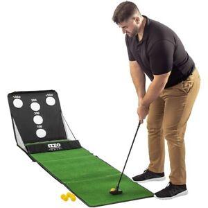 NEW Izzo Golf Skee-Golf Putting Game Set w/ 6 Practice Balls & Universal Putter