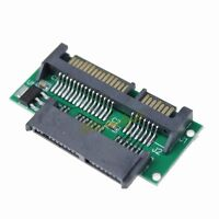 1.8 Micro SATA MSATA TO 7+15Pin 2.5 inch SATA Adapter Converter Card