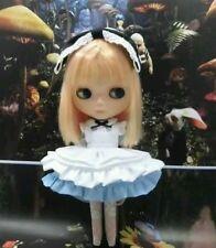 Blythe Outfit Maid dress set (blue)