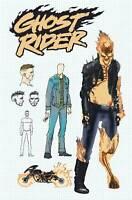 Ghost Rider #1 1:10 Kuder Variant Marvel Comics 2019 1st Print unread NM