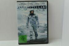 Interstellar | DVD | Matthew McConaughey |  Science Fiction | Zustand sehr gut