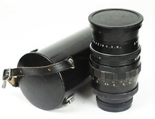 Lens Pentacon 2.8/135mm 2.8 135mm f/2.8 mount M42 M-42 No.7389444