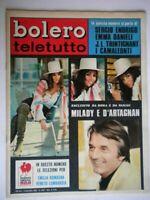 Bolero 1176 Presley Camaleonti Paturel Trintignant André Danieli Lualdi Pagano