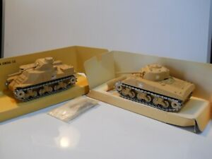 solido sherman dozer and lee tanks.1.50