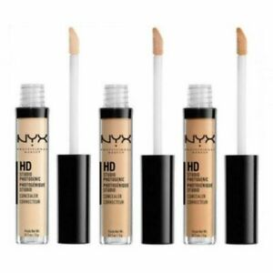 NYX HD Studio Photogenic Concealer 3g - CHOOSE YOUR SHADE