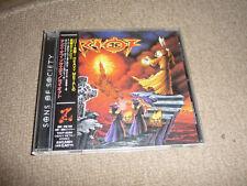 RIOT sons of society  Japan CD