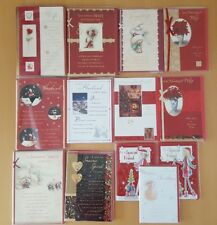 *JOB LOT* Christmas Cards-Wife,Husband,Someone Special,Friend (Mixed)(39 Cards)