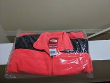 Supreme The North Face RTG Fleece Jacket Bright Red  Sz: L (IN HAND)