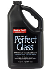 Hope's Perfect Glass Cleaner Refill, 67.6-Ounce, Streak-Free Glass Cleaner Less