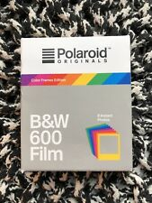 EXPIRED - Polaroid Originals B&W 600 Color Frames Edition Cold Stored Flat