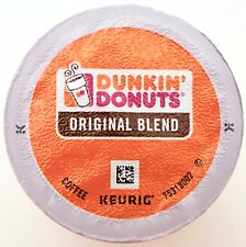 Dunkin' Donuts Coffee Original Blend Medium-Roast, Keurig K-Cup Pods