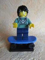 LEGO SKATEBOARDER MINIFIGUREN SERIE 1