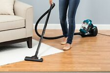 Bissell Zing Bagless Canister Vacuum Cleaner Multi Surface Blue Household Tool