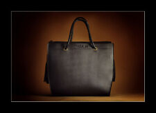 Handmade, leather bag for ipad laptop phone case daily work.Leather Bag / Oversi