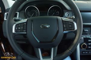 Lenkradblende Hochglänzend Schwarz für Land Rover Discovery Sport (L550)
