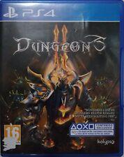 Dungeons II. Ps4. Fisico. Pal Es