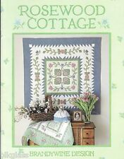 Rosewood Cottage by Brandywine Design BWDB05 Quilt Variations Pattern Book